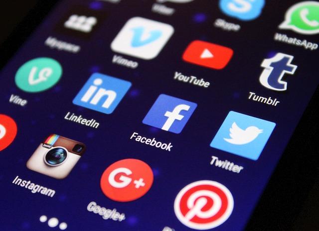 promocja portfolio - social media