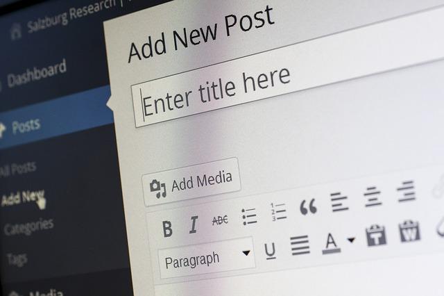 jak powinno wyglądać prowadzenie firmowego bloga